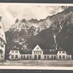 Postkarte von 1930